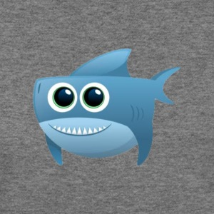 Upgraded Shark Avatar - Women's Wideneck Sweatshirt