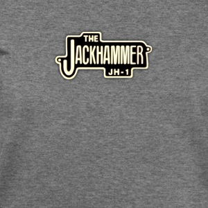 The Jackhammer - Women's Wideneck Sweatshirt