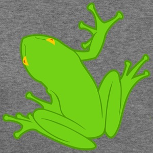 Animal Amphibian Frog 160286 - Women's Wideneck Sweatshirt