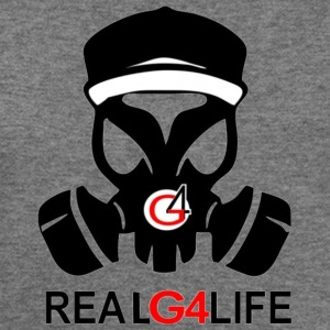 Real G for Life - Women's Wideneck Sweatshirt