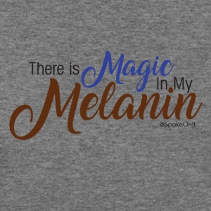 Magic in Melanin - Women's Wideneck Sweatshirt