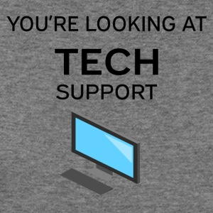 Tech Support - Women's Wideneck Sweatshirt