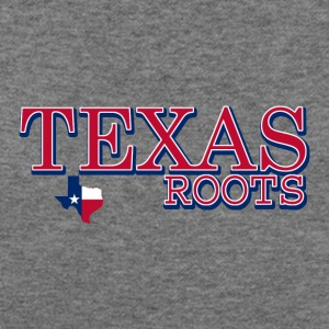 texas roots image - Women's Wideneck Sweatshirt