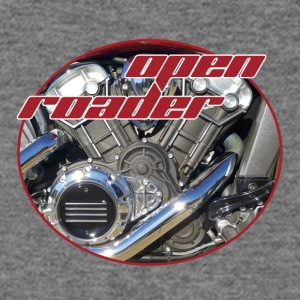 Open Roader V Twin - Women's Wideneck Sweatshirt