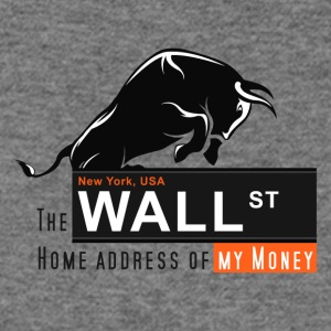 Wall St. - NYSE - Women's Wideneck Sweatshirt