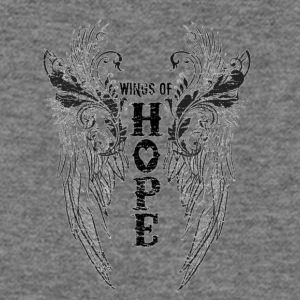 WINGS OF HOPE - Women's Wideneck Sweatshirt