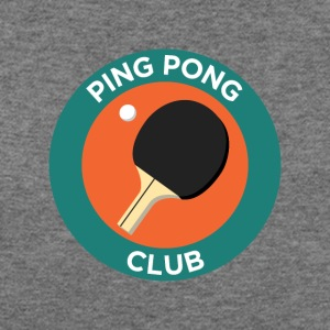 Ping Pong Club - Women's Wideneck Sweatshirt