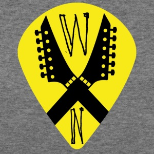 Noise Yellow Pick - Women's Wideneck Sweatshirt