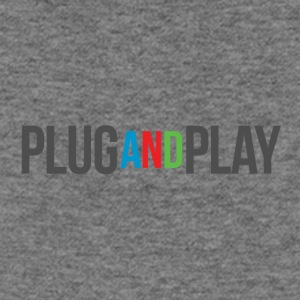 plug and play - Women's Wideneck Sweatshirt