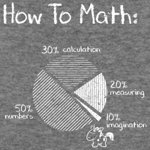How To Math - Women's Wideneck Sweatshirt