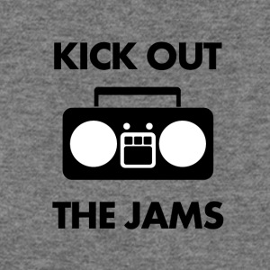 Kick Out The Jams - Women's Wideneck Sweatshirt