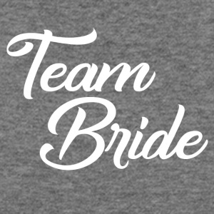 Team Bride - Women's Wideneck Sweatshirt