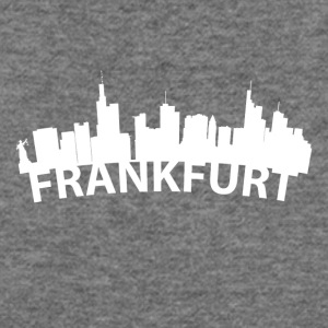 Arc Skyline Of Frankfurt Germany - Women's Wideneck Sweatshirt