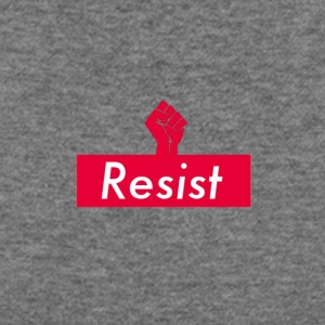 Resist Fist - Women's Wideneck Sweatshirt