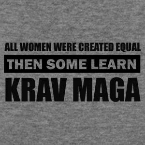 kravmaga design - Women's Wideneck Sweatshirt