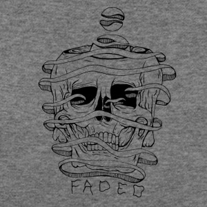 FADED - Women's Wideneck Sweatshirt