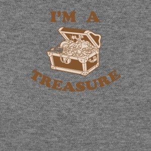 I m A Treasure - Women's Wideneck Sweatshirt