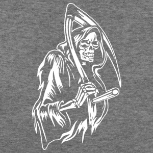 Grin Of The Reaper - Women's Wideneck Sweatshirt