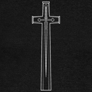 Cross of Sacrifice - Women's Wideneck Sweatshirt
