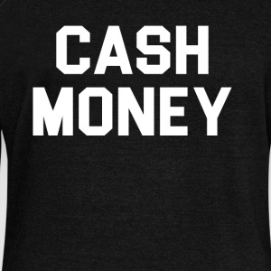 Cash money - Women's Wideneck Sweatshirt