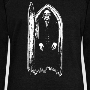vampire the jombie - Women's Wideneck Sweatshirt