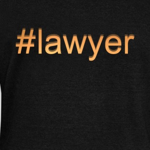 Lawyer Tee Shirt - Women's Wideneck Sweatshirt