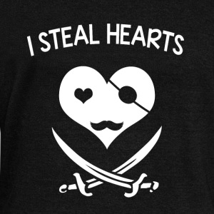 I steal hearts - Women's Wideneck Sweatshirt