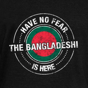 Have No Fear The Bangladeshi Is Here - Women's Wideneck Sweatshirt