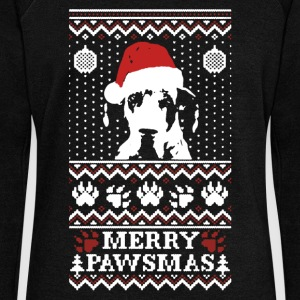 Great Dane Christmas Shirt - Women's Wideneck Sweatshirt