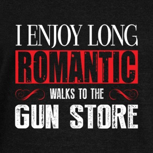 The Gun Store T Shirt - Women's Wideneck Sweatshirt