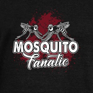 MOSQUITO FANATIC SHIRT - Women's Wideneck Sweatshirt