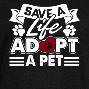 Pet Adoption Shirt - Women's Wideneck Sweatshirt