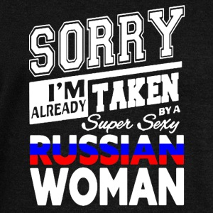 RUSSIAN WOMAN SHIRT - Women's Wideneck Sweatshirt