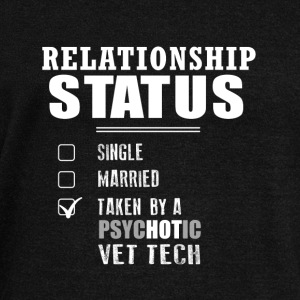 Relationship Status - Women's Wideneck Sweatshirt