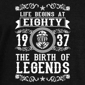 1937 - 80 years - Legends - 2017 - Women's Wideneck Sweatshirt