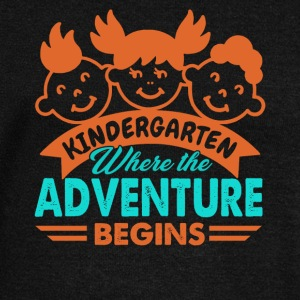 Kindergarten Tee Shirt - Women's Wideneck Sweatshirt