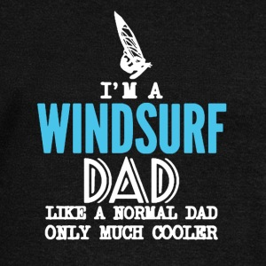 I'M A WINDSURF DAD SHIRT - Women's Wideneck Sweatshirt