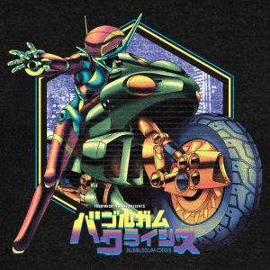 Bubblegum Crisis - Women's Wideneck Sweatshirt