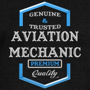 Aviation Mechanic Logo - Women's Wideneck Sweatshirt