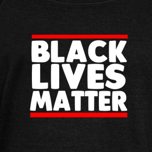 Black Lives Matter - Women's Wideneck Sweatshirt