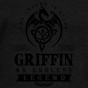 GRIFFIN - Women's Wideneck Sweatshirt