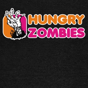 Hungry Zombies - Women's Wideneck Sweatshirt