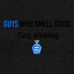 Guys who smell good - Women's Wideneck Sweatshirt