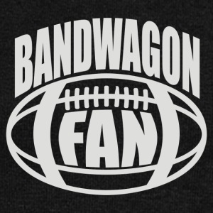 Bandwagon Fan Football - Women's Wideneck Sweatshirt