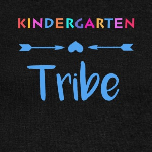 Kindergarten Tribe T-Shirt - Women's Wideneck Sweatshirt