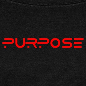 Purpose - Women's Wideneck Sweatshirt
