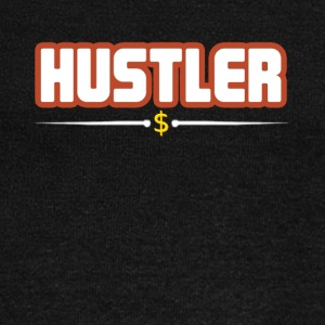 hustler t-shirt - Women's Wideneck Sweatshirt