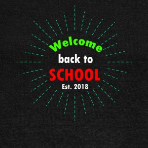 welcome back to school t-shirt - Women's Wideneck Sweatshirt