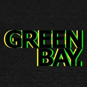 GREEN BAY NEON - Women's Wideneck Sweatshirt