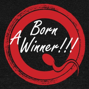 Born A Winner!!! - Women's Wideneck Sweatshirt